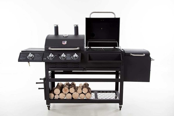 premout_gas _charcoal_grill